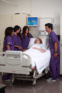 Dumke College, School of Nursing, Nursing, 60th Anniversary, Ogden Campus, nursing students, Nursing, Hillary Anger, Nancy Yazzie, Laura Preece, Don Downing