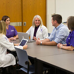 Nursing photoshoot, College of Health Professions, Weber State University main campus, November 2015, photographer: Joe Salmond