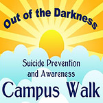 "WSU hosts ""Out of the Darkness"" Suicide Walk"
